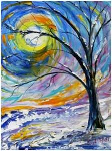 Winter-Landscapes