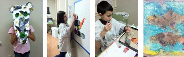 Summer Art Camps in Cranston RI