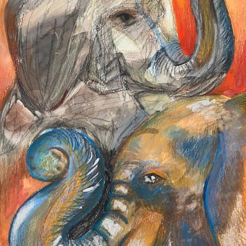 Adult Art Classes in Smithfield RI | Blue Door Art Studio