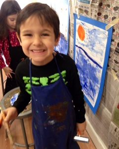 Art Classes for Ages 2 – 17 – Fall 2019