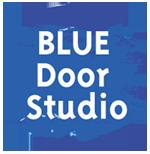 Blue Door Art Studio Smithfield RI Logo